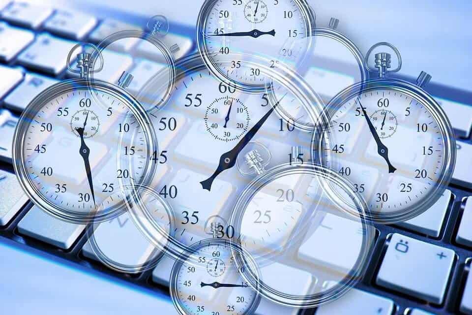 ブログを書く時間の作り方